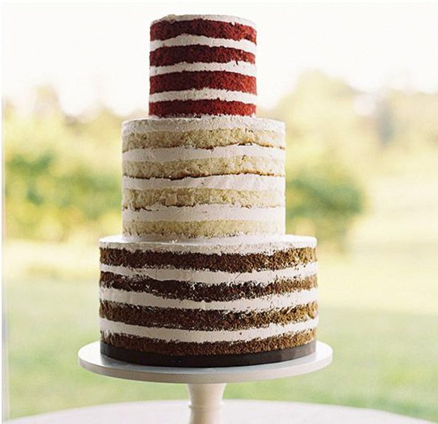 10 of Our Favorite Fall Wedding Ideas | Wedding cake flavors ...