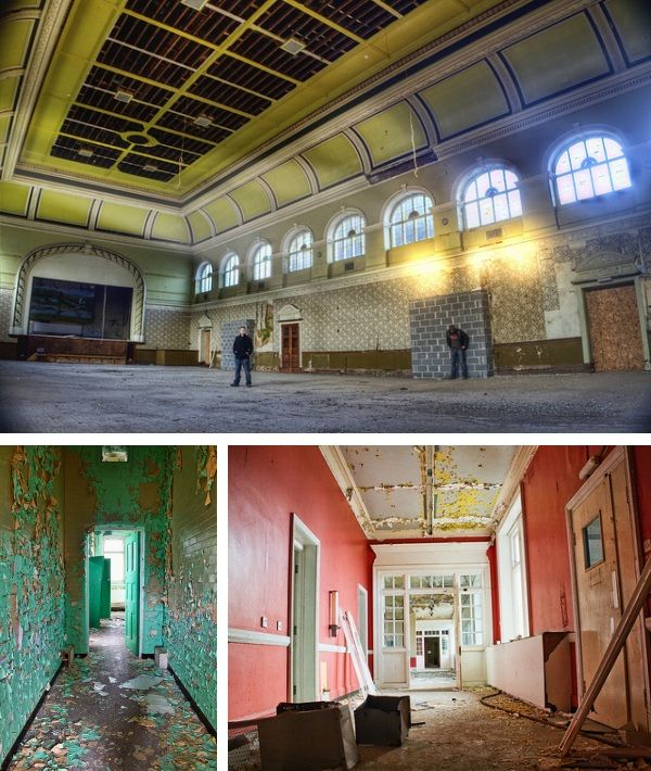 Confined Places: The History Of High Royds Insane Asylum