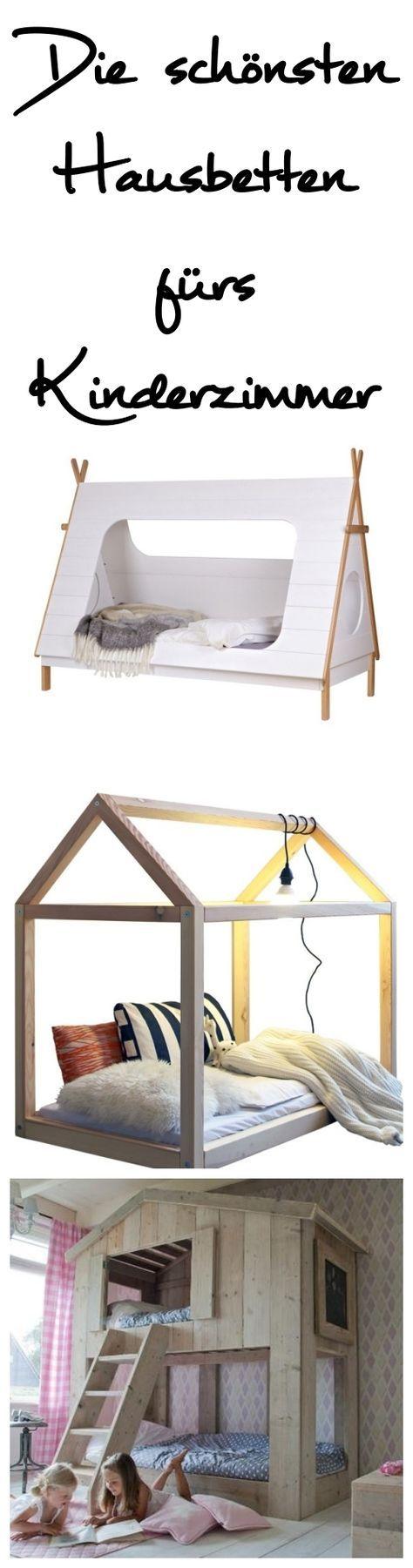 kinderzimmer die sch nsten hausbetten f r kinder baby pinterest diy kinderbett sch ne. Black Bedroom Furniture Sets. Home Design Ideas