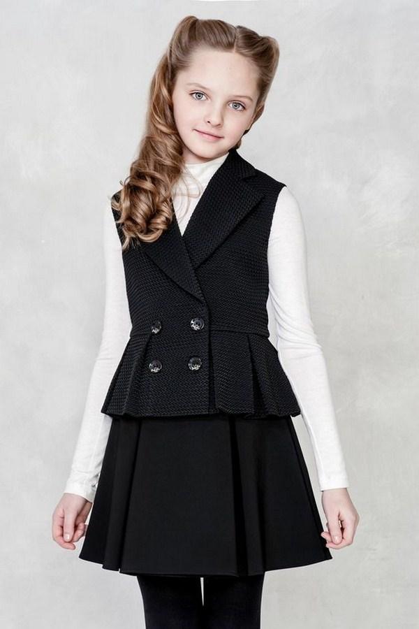 школьная одежда мода 2021