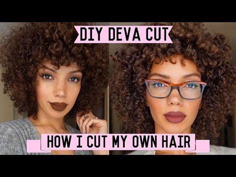 Brilliant How To Cut Curly Hair At Home Diy Deva Cut Healthy Hair Short Hairstyles For Black Women Fulllsitofus