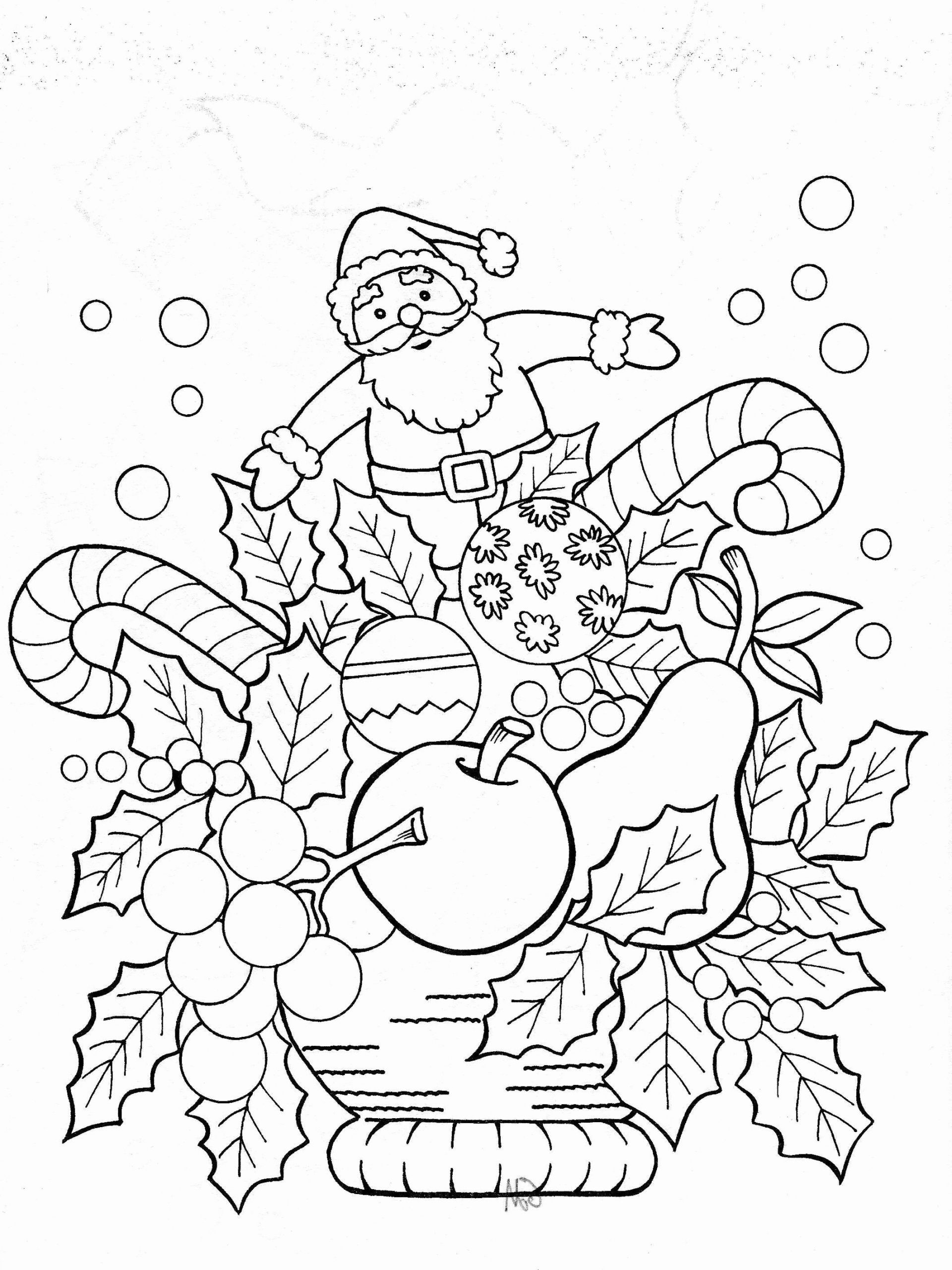 Coloring Picture Of A Dog Fresh Christmas Coloring Pages For Printable New Cool Coloring Fall Coloring Pages Cool Coloring Pages Santa Coloring Pages