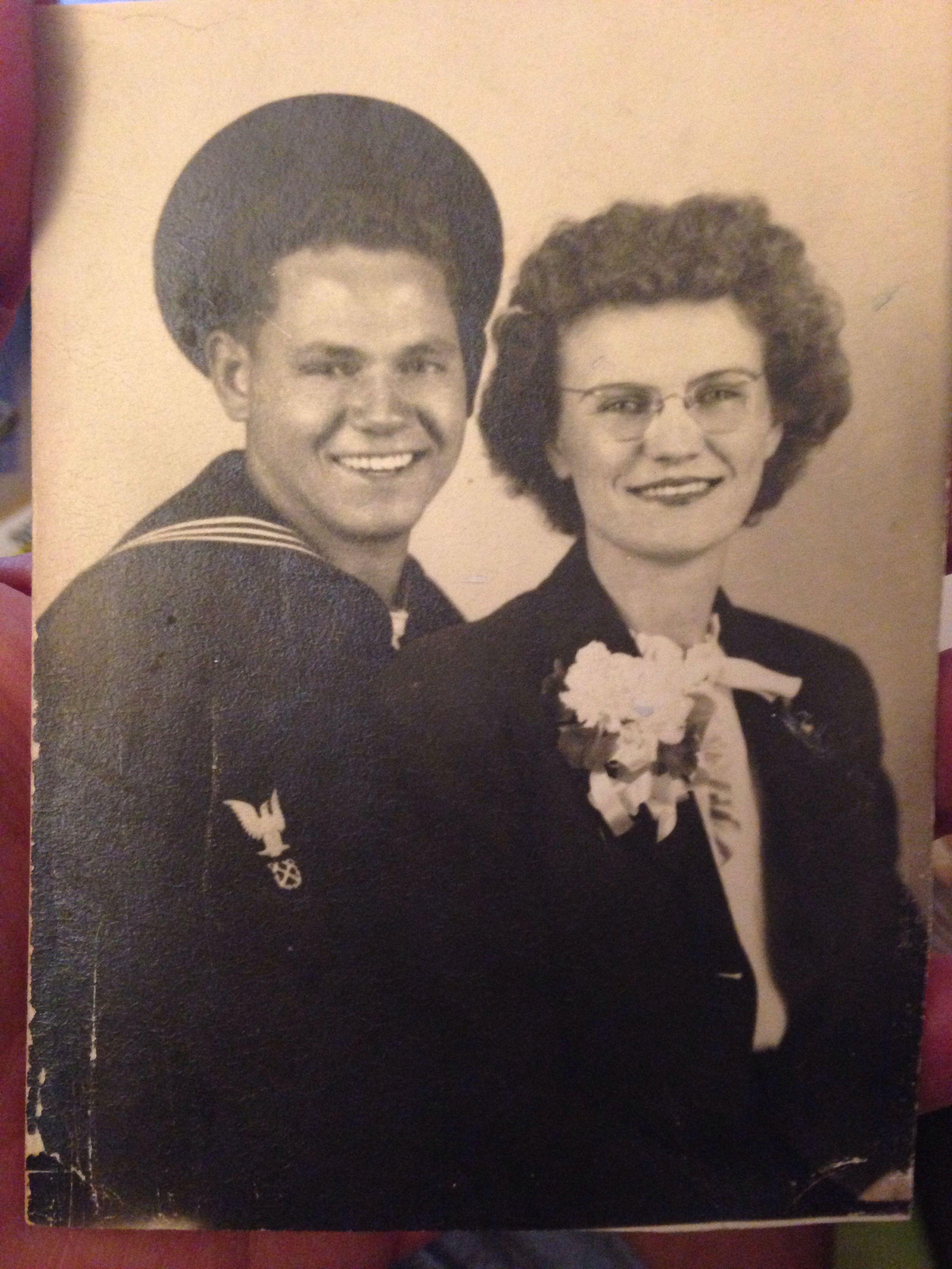 My grandparents