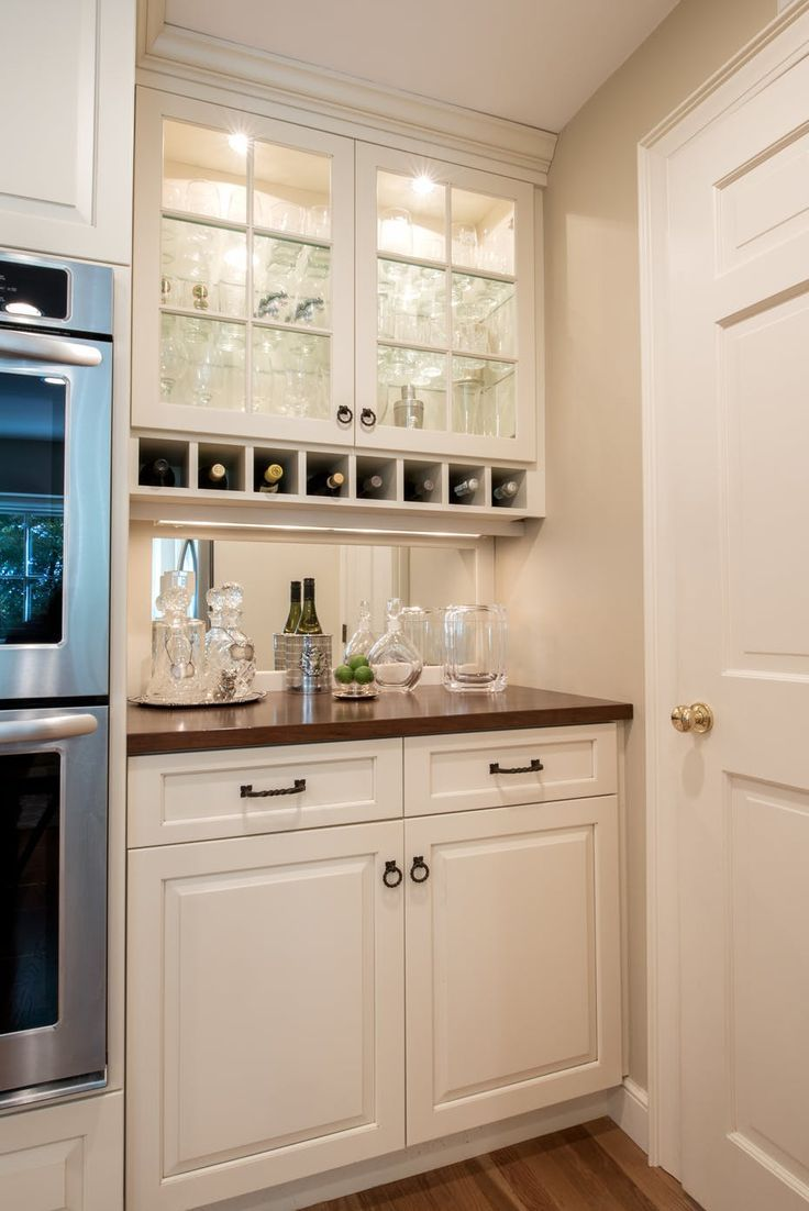 Bar Area In The Updated Kitchen Bar Area In The Updated Kitchen In