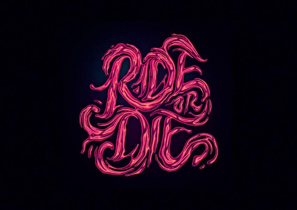 Ride or die | Ride or die tattoo, Ride or die, Body art ...