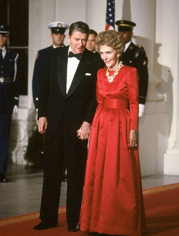 Nancy Reagan\'s Fashion Legacy | Nancy reagan, Ronald reagan and ...
