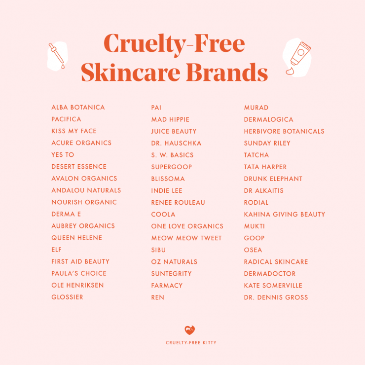 51 Cruelty-Free Skincare Brands For Every Budget In 2020