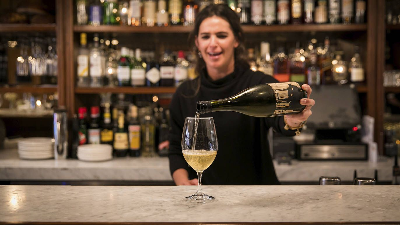 Johnny goes italian wine dining club bar