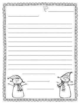 Friendly Letter Template Writing Pinterest Friendly Letter