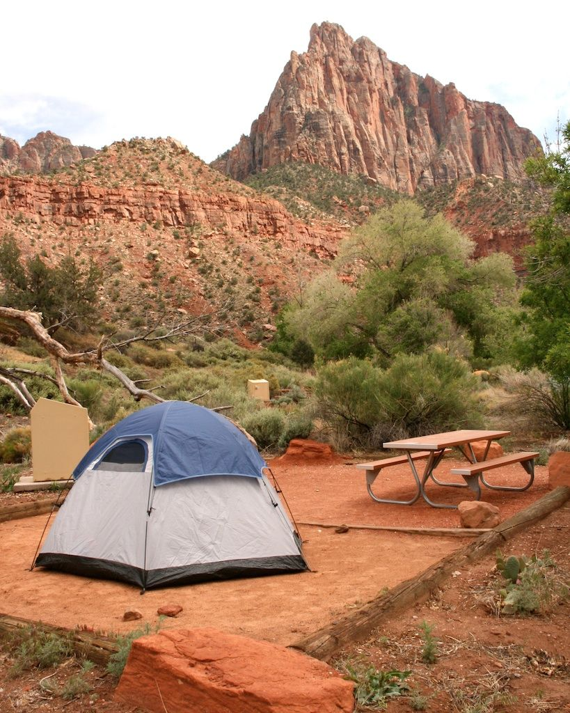 the friday five: five bloggers & five favorite campsites | travel