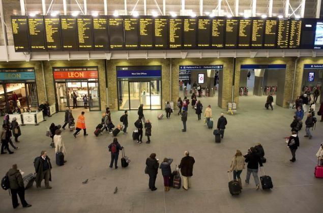 Elderly friends take 344-mile detour home on wrong train