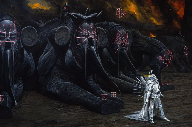 Image result for barlowe hell