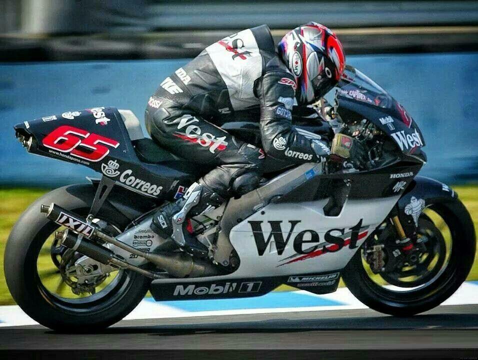 Honda Racing Moto Gp: Capirex Honda Nsr 500 West