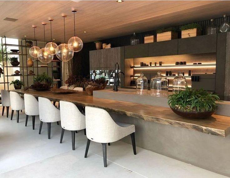 +60 moderne Küchenideen Dekor und Dekorationsideen für die Küchengestaltung #kitchendecorideas