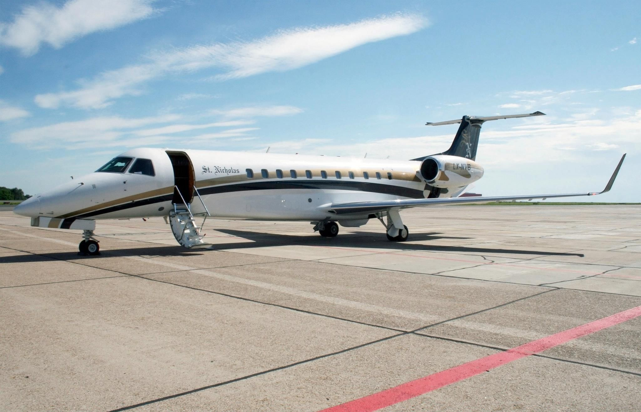 CharterA Ltd jet charter uses the best aircraft in its
