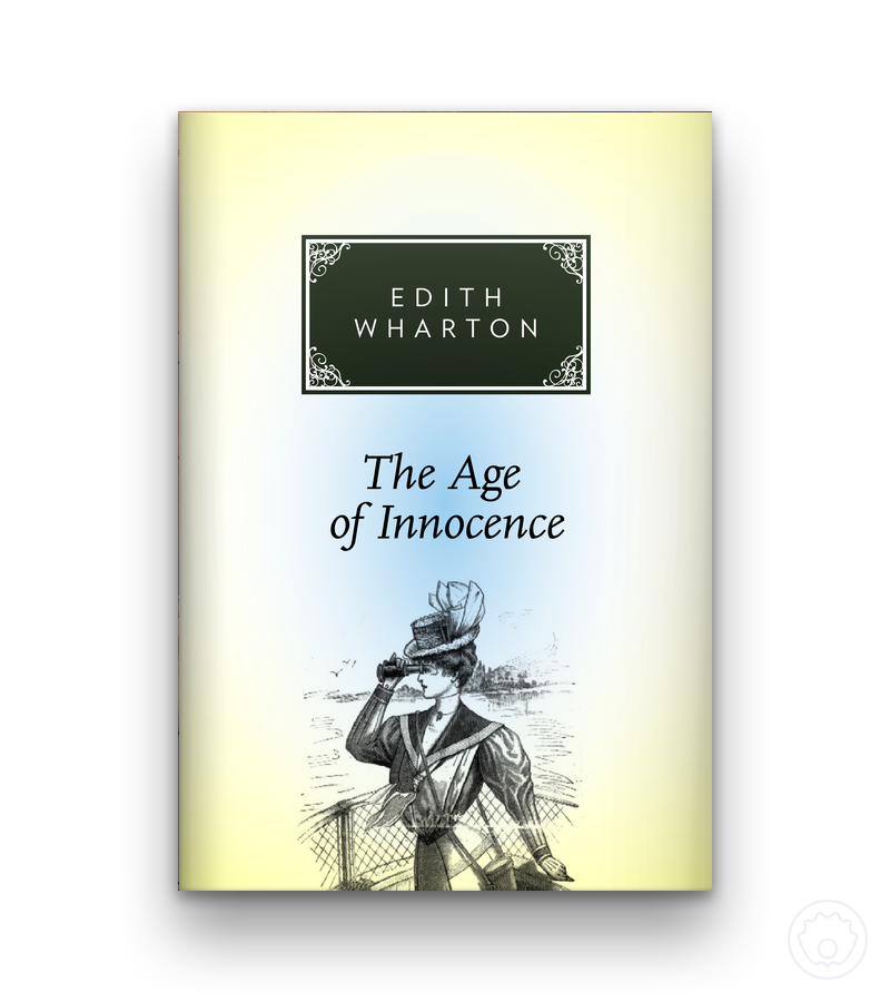 Nobody gets high society like Edith Wharton. #OysterDaily www.oysterbooks.com/book/9781629450544/The-Age-of-Innocence
