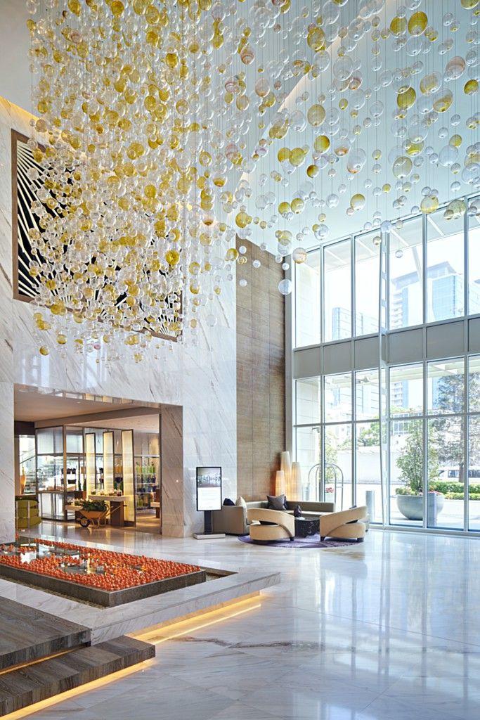JW Marriott Hotel Absheron Baku, interior design by WA International