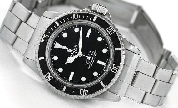 Rolex Submariner 234 000 Dunyanin En Pahali Ve Luks 10 Saati 5 Rolex Submariner Rolex Saatler Rolex