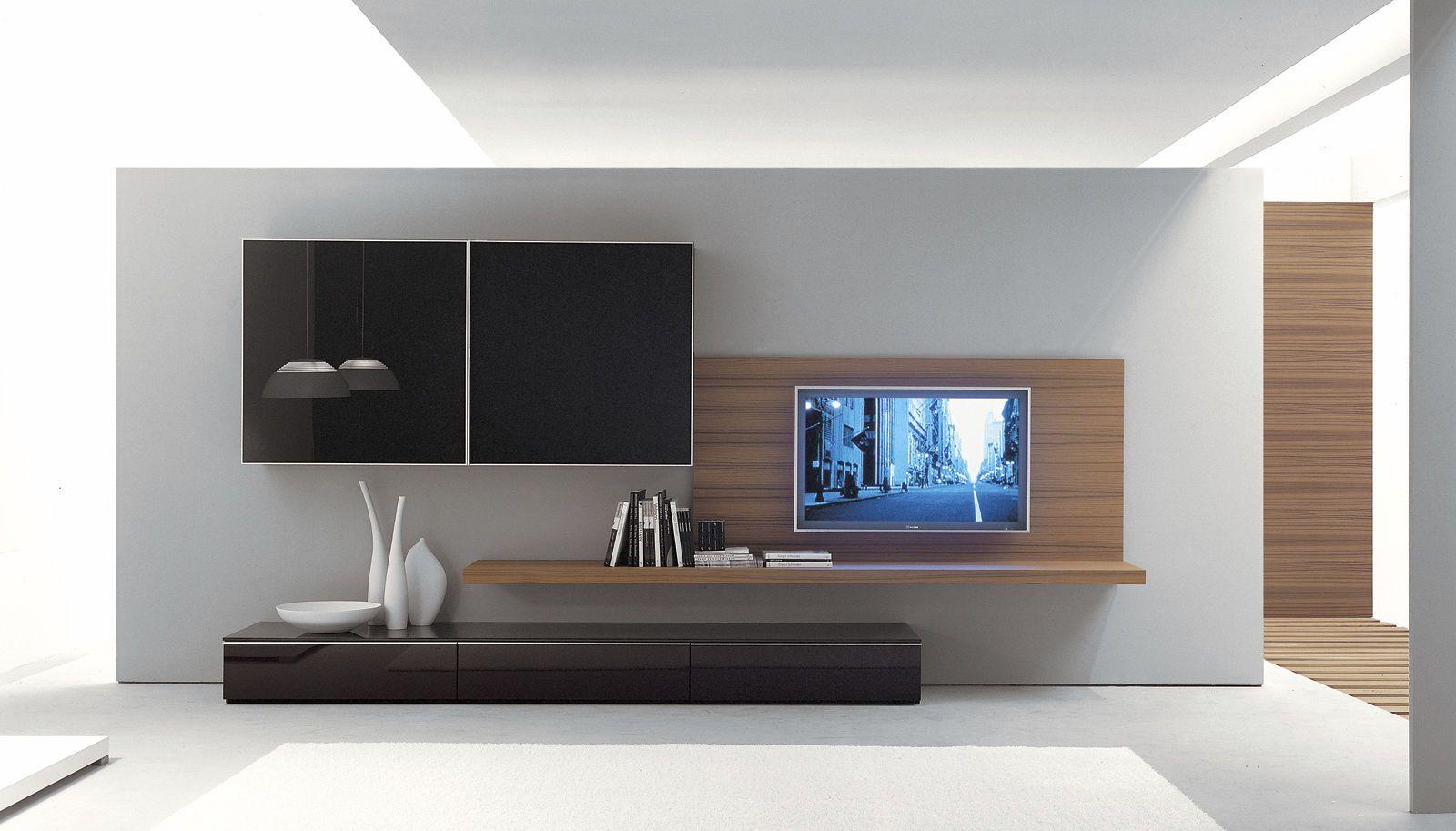 Modern Media Wall Units On Delightful Furniture Design Ideas Jpg  # Meuble Tv Forza