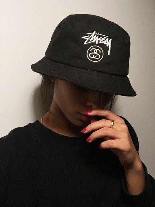 ec9f1f6d1aa Stussy - Stock lock bucket hat