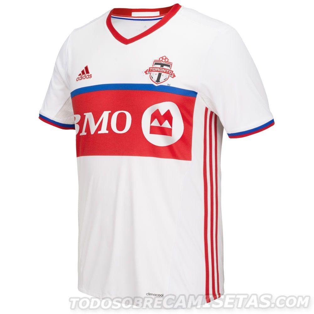baf65dcc2af83 Toronto FC adidas de visitante | Mock me | Pinterest