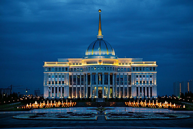 Astana Kazakhstan Presidential Palace Astana Kazakhstan Empire State Building