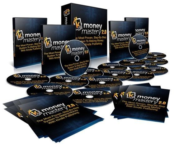 Kindle Money Mastery 20 course download in PDF and video formats - copy digital product blueprint download