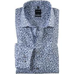 Photo of Olymp Luxor Shirt, modern fit, Extra long Arm, Bleu, 37 Olympolymp