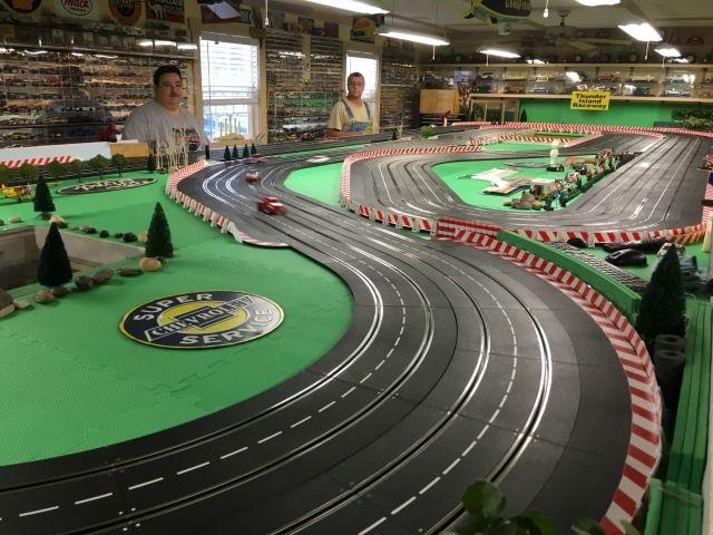 The Track Slot Cars Slot Car Racing Slot Car Tracks