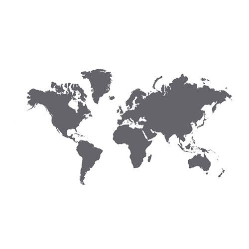 Kltta decorative stickers chalkboard world decorative stickers ikea kltta decorative stickers this world map is both a decorative picture and gumiabroncs Image collections