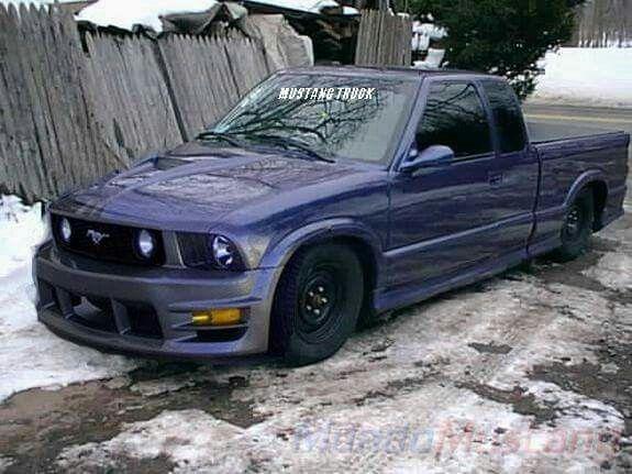 Mustang Truck