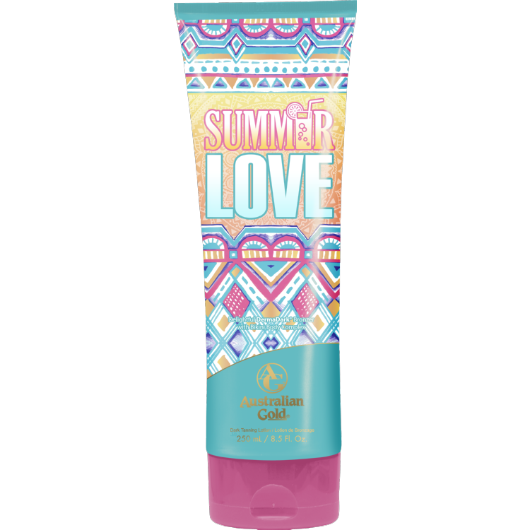 Australian Gold Summer Love Tanning Lotion Summer of