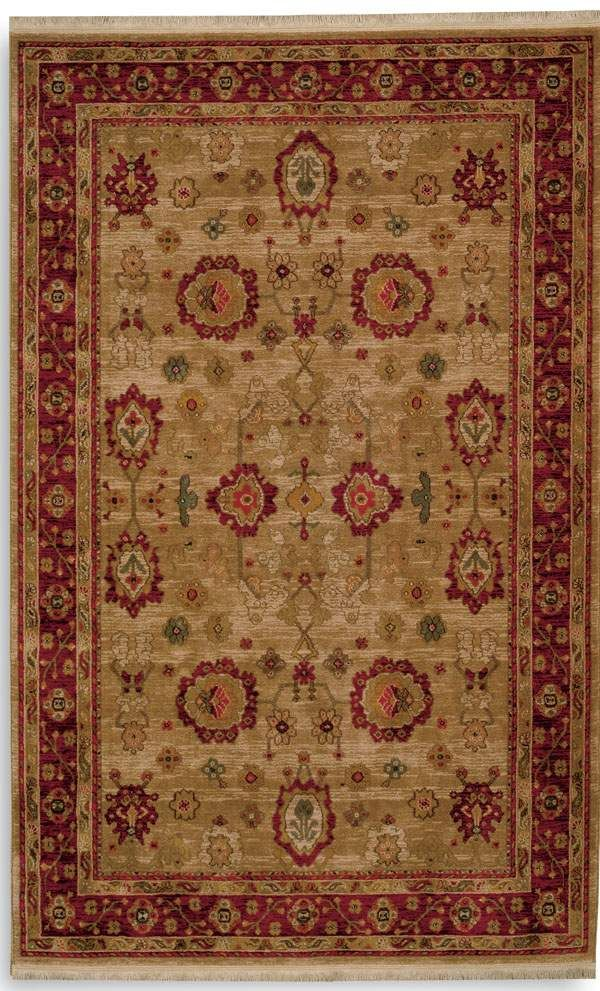 Discontinued Karastan Rugs Antique Legends 2200 Oushak 203 Area