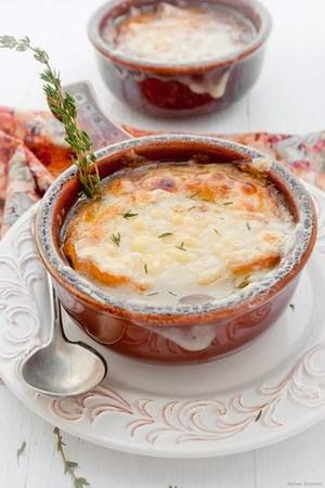 Photo of Onion soup: The recipe I propose today is the face …
