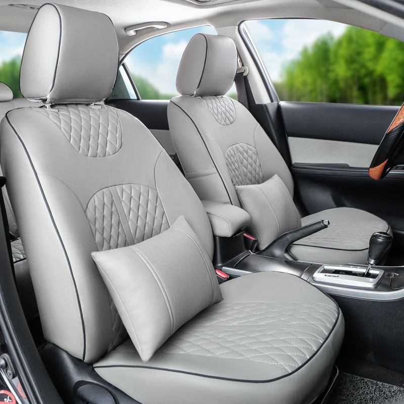 PU leather car seats for Citroen C5 seat cover black car seat covers ...