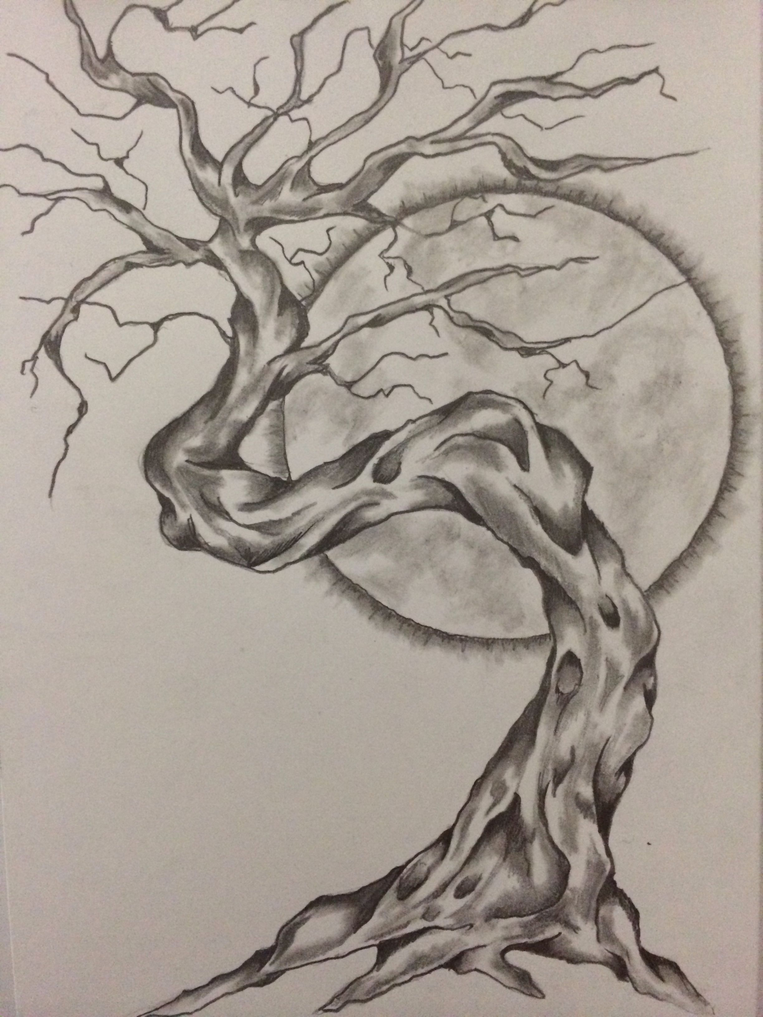e596d6273 Tree tattoo sketch by - Ranz | Tattoo Art / Sketches - All Pieces ...