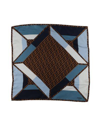 FENDI Square scarf. #fendi #