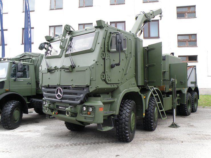 Mercedes actros military pinterest vehicle benz and for Mercedes benz military vehicles