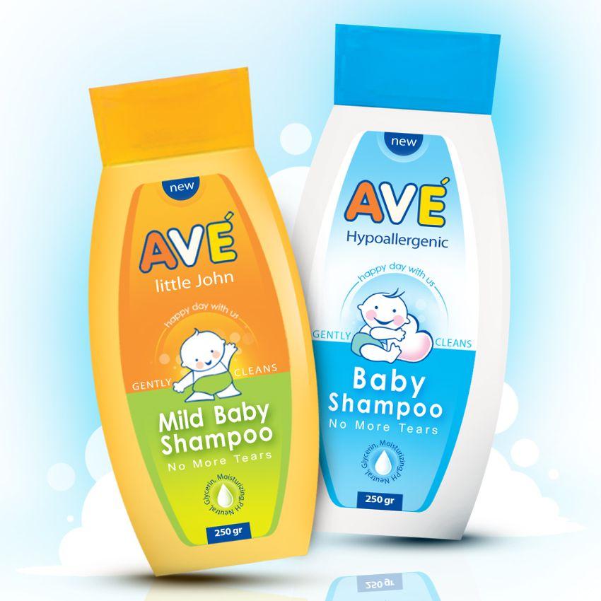Design By Nargeskashfi Baby Shampoo Ave Shampoo Design Baby