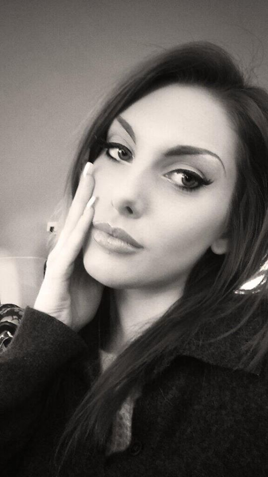Rainia belle no makeup