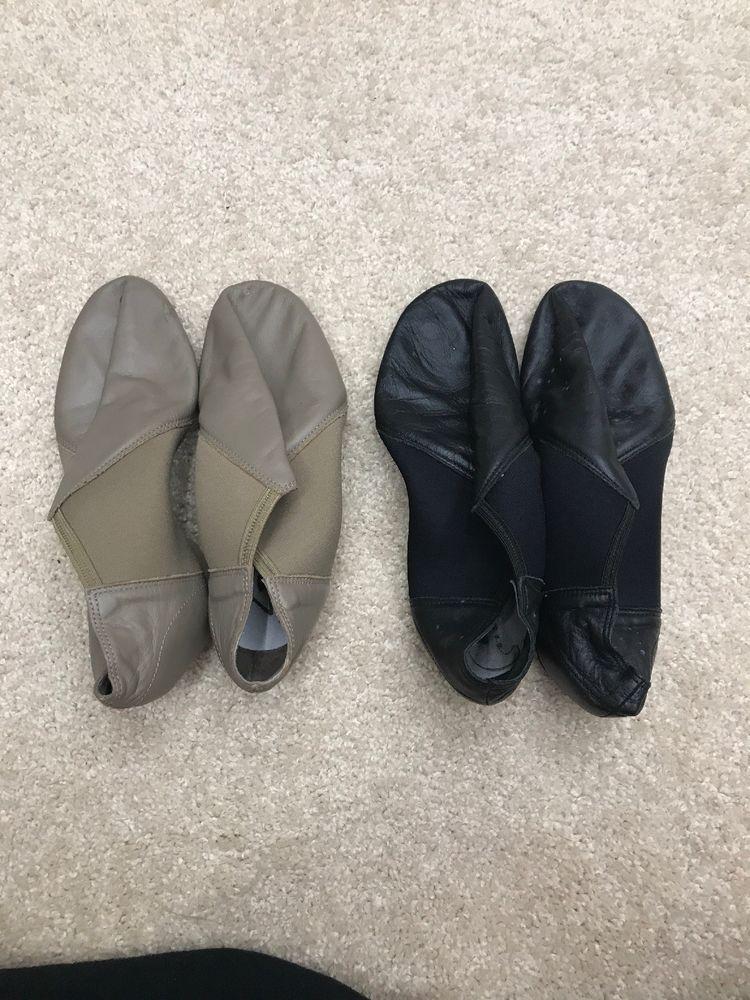 1aef85b345c7 Black Jazz shoes Leo (9.5M) In Black And Tan  fashion  clothing ...