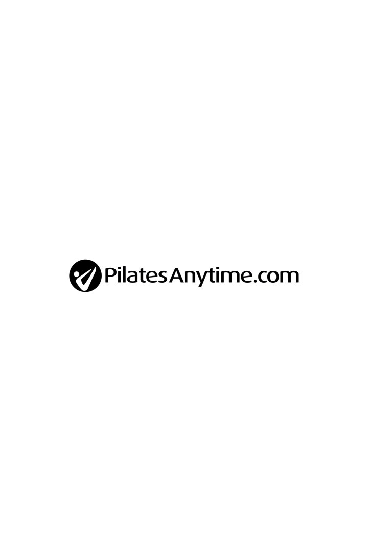 Pilates Anytime #pilatesvideo