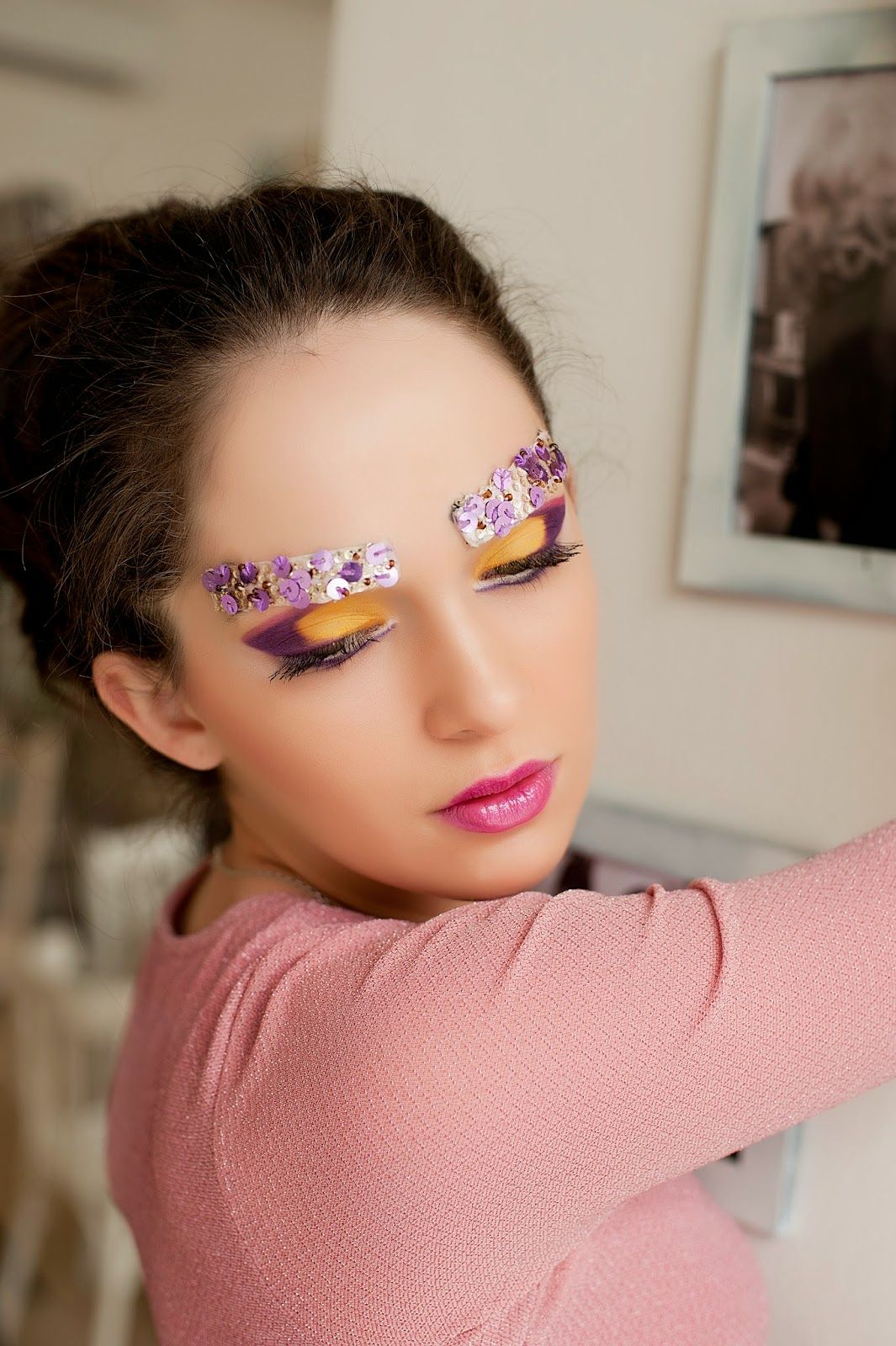 Elia`s make up by Daniela Sandu