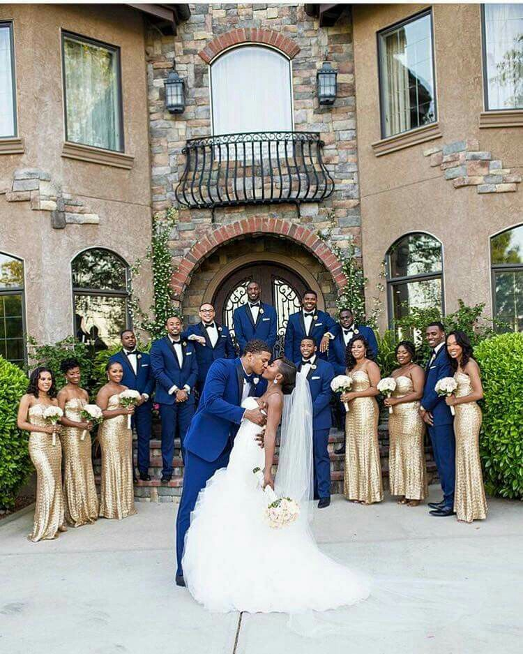 I am absolutely in love with these colors blue wedding