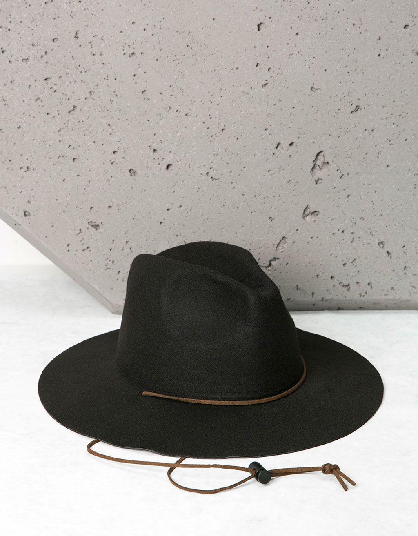Sombrero fedora boho - Accesorios - Colombia Bershka  ae63adaced9