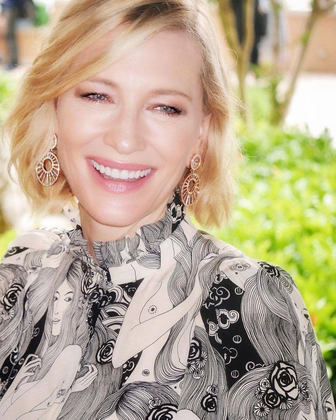 134 curtidas, 2 comentários 👑 Catherine Elise Blanchett