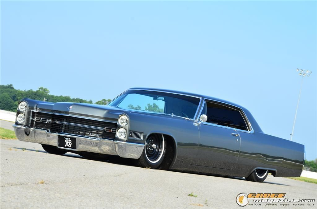 1966 Cadillac Coupe Deville  Featured Vehicles and Feature