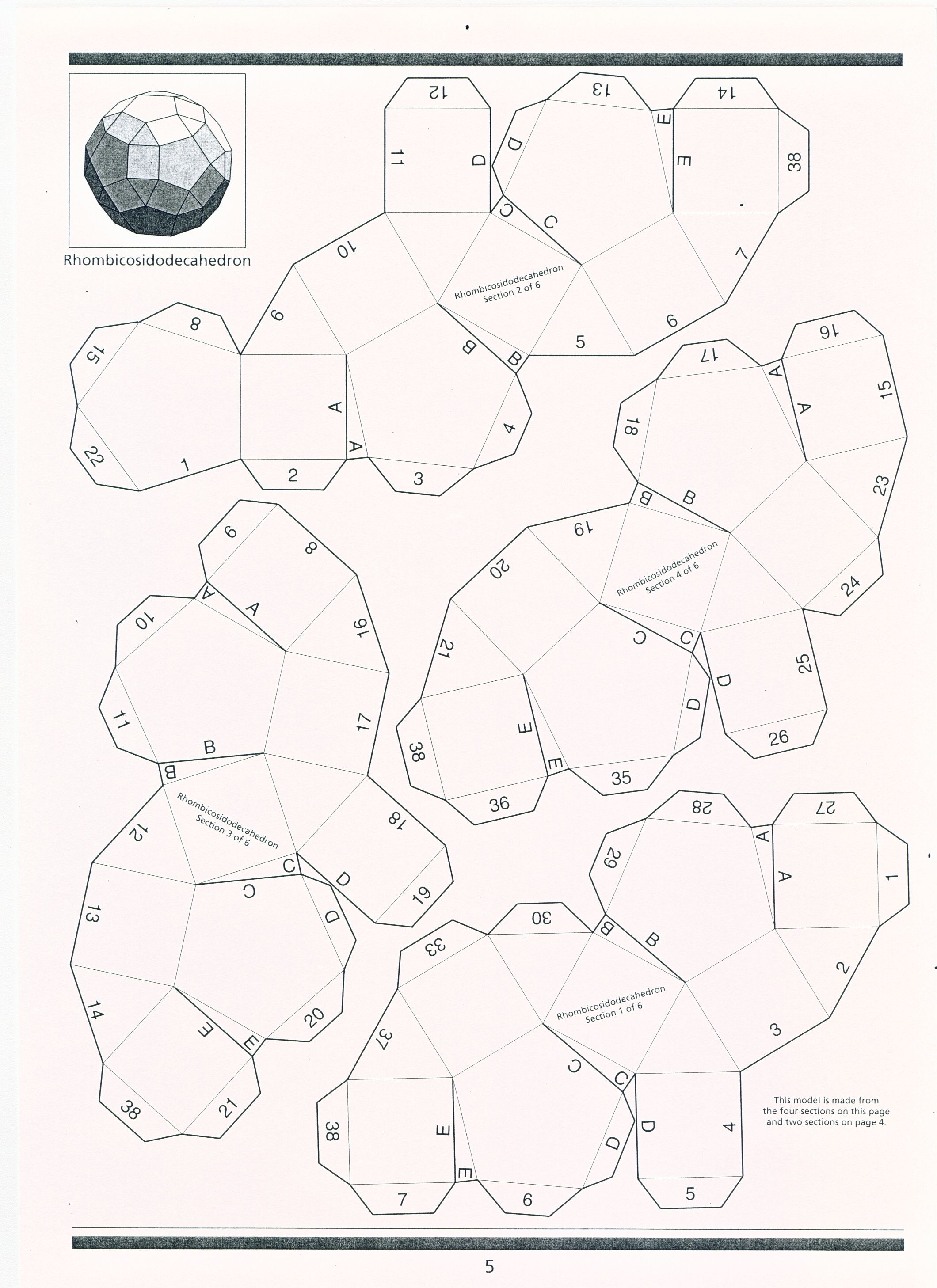 dodecahedron-template-project_148137.jpg (2120×2915)   diy I like ...