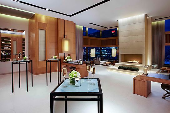 """10 Incredible Hotels For Your 2016 Dream Vacation #refinery29  http://www.refinery29.com/best-five-star-hotels-worldwide#slide-6  The Upper House, Hong KongHong Kong is filled with massive buildings and equally massive hotels, but The Upper House is a more intimate place to stay in the city. It was designed by architect Andre Fu """"to create an understated feeling of residential calmness,"""" and its focus is on personal s..."""