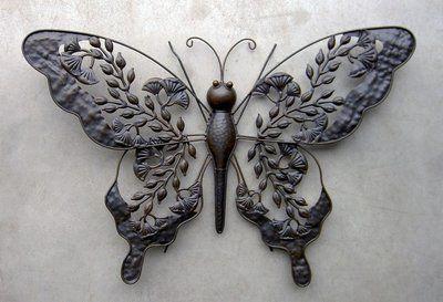 Pin Op Vlinder Decoraties